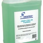 Jabón para equipamiento de laboratorio libre de fosfatos