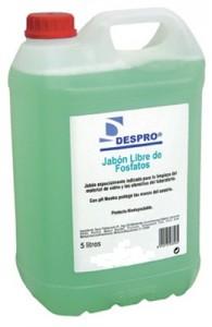 Jabón laboratorio