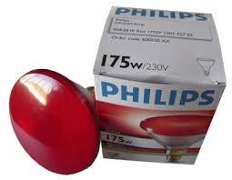 Lámpara calefacción Philips