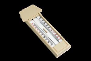 Termómetro máxima y minima