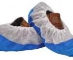 Patucos cubrezapatos desechables con suela antideslizante