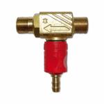Inyector de detergente para limpieza en hidrolimpiadoras de alta presión