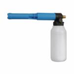 Lanza para aplicar espuma con depósito para aditivo de 1 o 2 litros