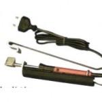 Cortacolas eléctrico con cuchilla de aluminio
