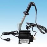 Descornador eléctrico c/transformador incluido. Permite el descornado en cuestión de segundos.