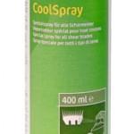 Spray lubricante y refrigerante para peines. Refrigera,
